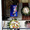 O corpo de Tônia Carrero foi velado no Theatro Municipal do Rio de Janeiro