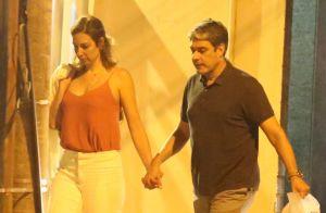 William Bonner recorda viagem de férias com a namorada, Natasha Dantas. Foto!