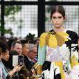 Futurismo, ombreira e balonê: veja as tendências apostas das grifes na Semana de Moda de Paris para o outono/inverno 2019