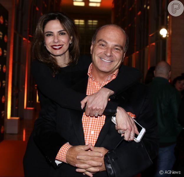 O casamento de Luciana Gimenez e Marcelo de Carvalho teria chegado ao fim