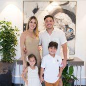 Wesley Safadão adianta shows aos domingos para ficar com filhos: 'Levo à escola'