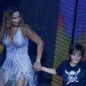 Filho de Ivete Sangalo arrasa na bateria e cantora elogia: 'Meu orgulho'. Vídeo!