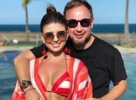 Paula Fernandes comemora aniversário de Claudio Mello em resort:'Melhor da vida'