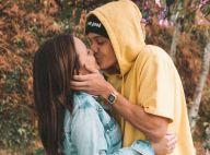 Larissa Manoela beija Leo Cidade em clipe do namorado: 'Eu te amo muito'