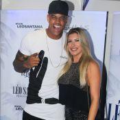 Léo Santana confirma fim de noivado com Lorena Improta: 'Bola para frente'