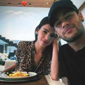 Bruna Marquezine viaja para encontrar Neymar em Mangaratiba: 'Matando a saudade'
