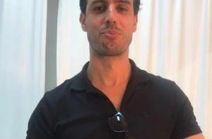Marina Ruy Barbosa ganha carinho do marido, Xande Negrão, em shopping. Fotos!