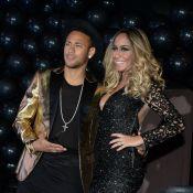 Neymar festeja aniversário da irmã com família e Bruna Marquezine em Mangaratiba