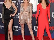 Brilho e assimetria marcam looks das famosas no iHeartRadio Awards 2018. Fotos!