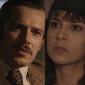 Fim de 'Tempo de Amar': clandestinos em navio, Lucinda e Fernão roubam comida