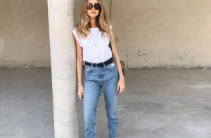 A calça da mamãe é cool! Veja como usar o mom jeans, moda forte nos anos 80 e 90