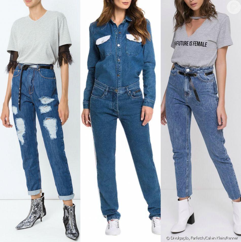 ea2e1e529 Mom jeans: veja como usar e onde comprar o modelo de sucesso dos ...
