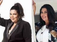 Fabiana Karla emagrece 20 kg com dieta em sachê: 'Em busca de saúde'