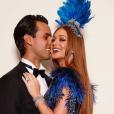 Marina Ruy Barbosa tem apoio do marido, Xandinho Negrão, em treinos