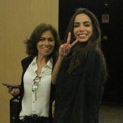 Anitta filma mãe participando de seu projeto infantil: 'Clube da Anittinha'