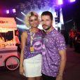 Sophie Charlotte e o marido, Daniel de Oliveira, estão morando em Nova York
