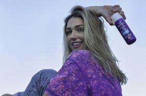 Marca de cosméticos elege Sasha embaixadora: 'Despojada, confiante e autêntica'
