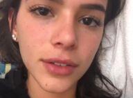 Bruna Marquezine, sem maquiagem, motiva fãs sobre autoestima: 'Se namorou hoje?'