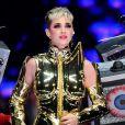 A cantora norte-americana Katy Perry  é sinônimo de superprodução