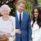 Rainha Elizabeth aprova oficialmente casamento de Harry e Meghan:'Consentimento'