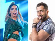 'BBB18': após show, Anitta garante que não foi assediada por Kaysar.'Tudo ótimo'