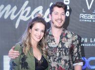 Caio Paduan avalia primeiro mês de namoro com DJ: 'Felicidade nos meus olhos'