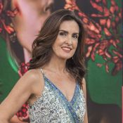 Fátima Bernardes explica como emagreceu 7 kg em 10 meses: 'Diminuí pão e doce'