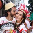 Namorada de Túlio Gadêlha, Fátima Bernardes reduziu consumo de pão e docee aumentou atividade física: 'Perdi 7 kg desde maio'