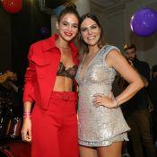 Bruna Marquezine exibe lingerie em look de calça e jaqueta de R$ 3 mil. Confira!