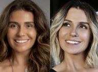 Giovanna Antonelli adota cabelo platinado para novela 'Segundo Sol': 'Blunt cut'