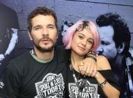 Sophie Charlotte exibe cabelo rosa em show do Pearl Jam: 'Tinta semipermanente'
