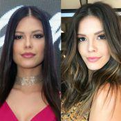 Vitória Strada corta e clareia cabelo após 'Tempo de Amar': 'Moreno iluminado'