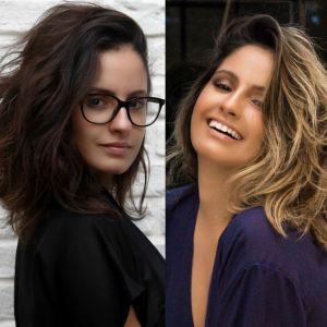 Amanda De Godoi. Foto do site da Pure People que mostra Amanda de Godoi clareia cabelo após novela. 'Quis radicalizar', diz hairstylist