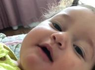 Yanna Lavigne mostra filha, Madalena, falando 'mamãe': 'Coração não aguenta'