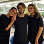 Personal detalha treino de Bruna Marquezine e Sasha: 'Objetivo é tonificar'