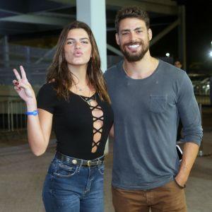 Caua Reymond. Foto do site da Pure People que mostra Cauã Reymond e Mariana Goldfarb voltam a se seguir no Instagram após término