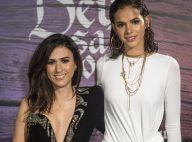 Bruna Marquezine ganha elogio de Tatá Werneck por novela: 'Melhor vilã'