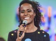 Maju Coutinho, de rabo de cavalo no 'Jornal Nacional', é elogiada na web: 'Diva'