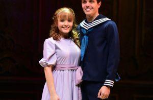 Juntos no teatro! Larissa Manoela destaca sintonia com namorado: 'Incrível'