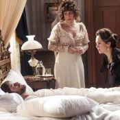 'Orgulho e Paixão': Julieta encontra o filho, Camilo, de cama e culpa Susana