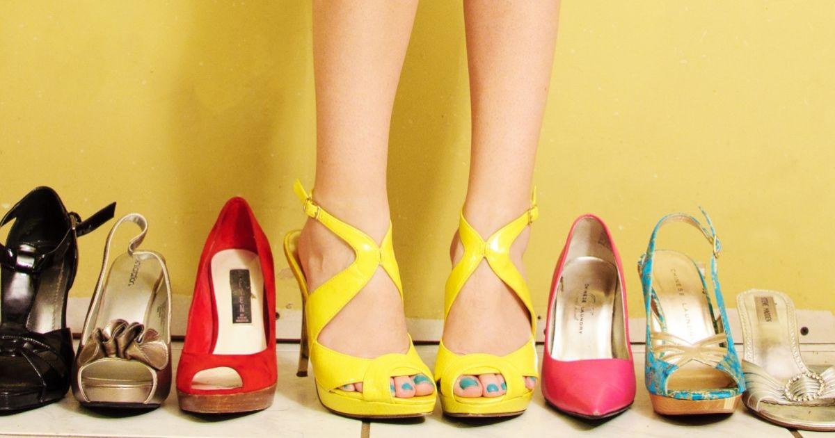 8e52c6c0a Descubra qual modelo de sapato é mais confortável para os pés - Purepeople
