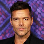 Ricky Martin explica por que expõe filhos e marido em revistas: 'Minha família'