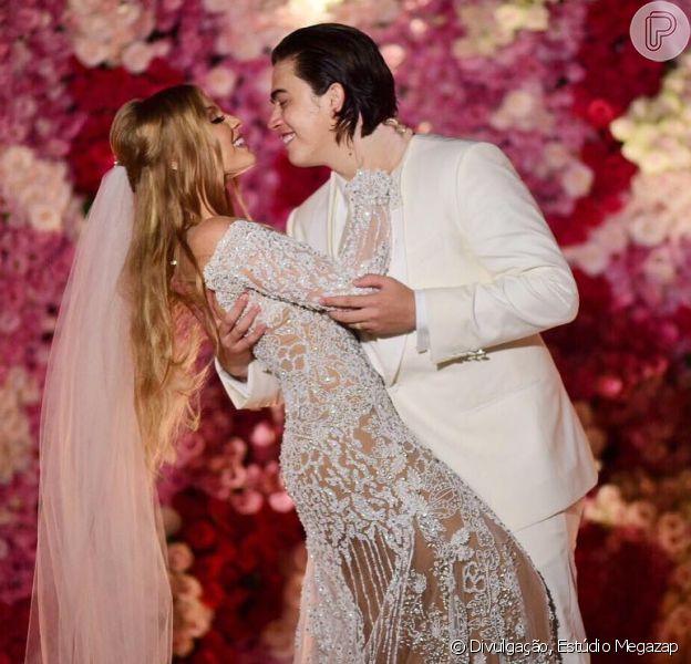 Luísa Sonza gastou mais de R$ 1 milhão em casamento com Whindersson Nunes, como afirmou em vídeo de Matheus Mazzafera divulgado nesta quarta-feira, dia 28 de março de 2018