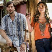 Vladimir Brichta e mulher, Adriana Esteves, serão vilões em novela das 9:'Ótimo'