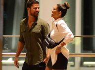 Juliana Paes, de camisão e coque alto, vai ao shopping com o marido. Fotos!