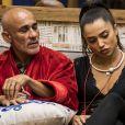 'Não vai ser por causa de uma prova que vai quebrar isso', diz Ayrton a Gleici e Ana Clara sobre amizade com Paula