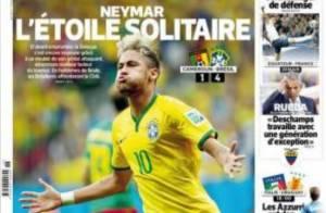 Seleção Brasileira comemora vitória com pizza e Neymar ganha destaque pelo mundo