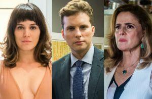 'O Outro Lado do Paraíso': Clara é criticada por Patrick após briga com Sophia