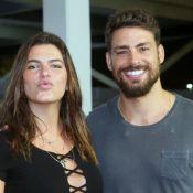 Cauã Reymond e Mariana Goldfarb estão morando juntos novamente, diz coluna