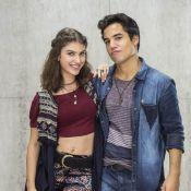 Giovanna Grigio nega namoro com Bruno Gadiol: 'Pegadinha de primeiro de abril!'